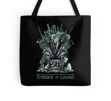 Throne of Games - You Win Or You Die - V2 Tote Bag
