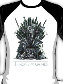 Throne of Games - You Win Or You Die - V2 T-Shirt