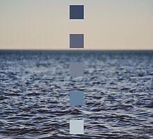 Ocean Sunset by carolinamesrop