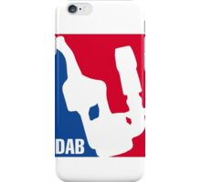 DAB Athletic Association  iPhone Case/Skin