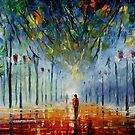 The Colors Of Winter — Buy Now Link - www.etsy.com/listing/224250603 by Leonid  Afremov