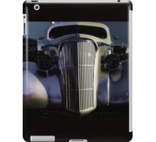 Day Glow Grill iPad Case/Skin