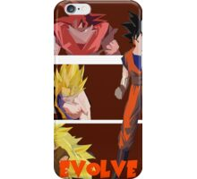 DragonBall Z - Son Goku iPhone Case/Skin