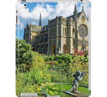 Arundel Cathedral, West Sussex, England iPad Case/Skin