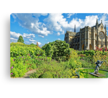 Arundel Cathedral, West Sussex, England Canvas Print