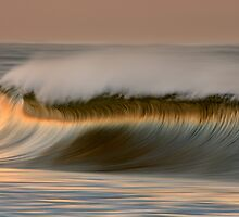 Cresting Wave by David Orias