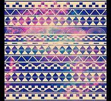 Galaxy Aztec by bedtimeluke