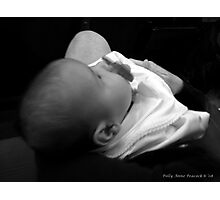 The Baptism Photographic Print
