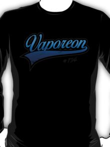 Vaporeon_Light BG T-Shirt