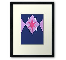 Mighty Morphin Power Pony - Magic! Framed Print