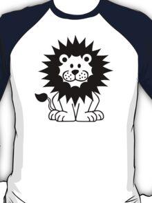 Comic lion T-Shirt