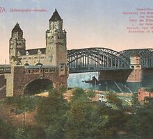 Old views of German cities by Klaus Offermann