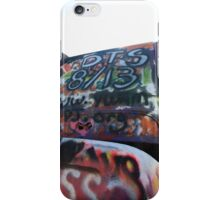 Route 66 - Cadillac Ranch iPhone Case/Skin