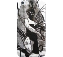 Woman_Abstract01 iPhone Case/Skin