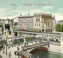 "Berlin ""Hallesches Tor"" and ""Hochbahn"" by Klaus Offermann"