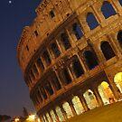 Colosseo by Matt  Streatfeild