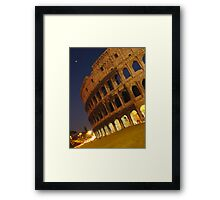Colosseo Framed Print