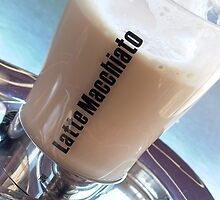 Another Latte Macchiato by Rowan  Lewgalon
