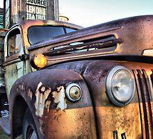 Truck... by Steve Parkinson