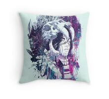 Shaman II Throw Pillow