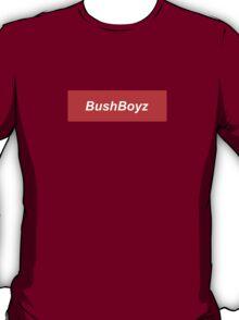 "BushBoyz Supreme Box Logo ""BushWear"" T-Shirt"