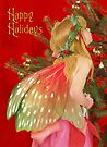 Christmas tree fairy by Ivy Izzard