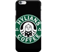 Hylians Coffee iPhone Case/Skin