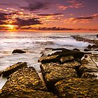 Forresters Beach by Andrew Dickman