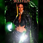 "Cover Art ""Darkness Within"" by Timothy Goodwin"