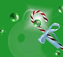 A Green Christmas by Maria Dryfhout