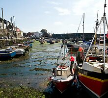 Mevagissey by Klaus Offermann