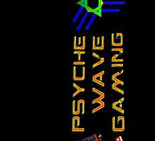 Psychwave Logo Redesigns (2) by PsychwaveGaming