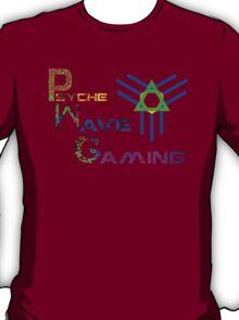 Psychewave Logo Redesigns (3) T-Shirt