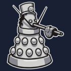 Salvador Dalek : Grey by Pirata