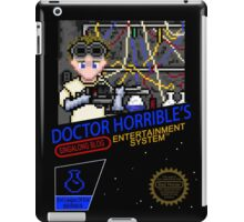 NINTENDO: NES DOCTOR HORRIBLE  iPad Case/Skin