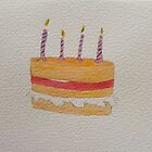 cake by hannahbear