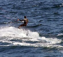Windsurfer by George Cousins
