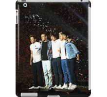 One Direction MSG iPad Case/Skin