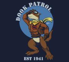 Dook Patrol by RickGriffin