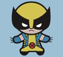 Funny Wolverine by Birbantix