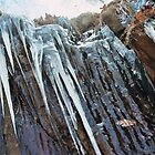 Icicle Falls by Jim Legge