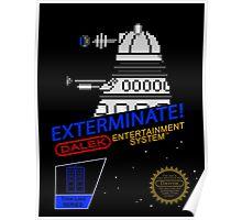 NINTENDO: NES EXTERMINATE! Poster