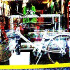 Bicycle in Shop Window. by emmasm02