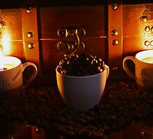 Coffee Beans by Evita
