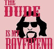 The Dude is my boyfriend by Prussia