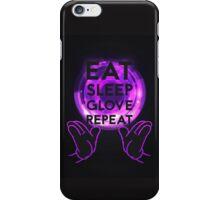Gloving - Emazing Lights LED (Purple) iPhone Case/Skin