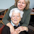 Mum and Nanna by Ainslie Keele