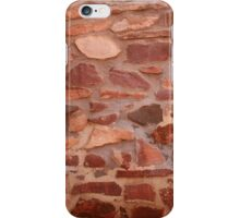 Old Bricks at Sarnath iPhone Case/Skin