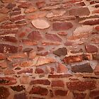 Old Bricks at Sarnath by pennyswork