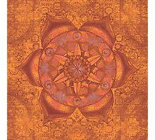 Sacred Flower Photographic Print